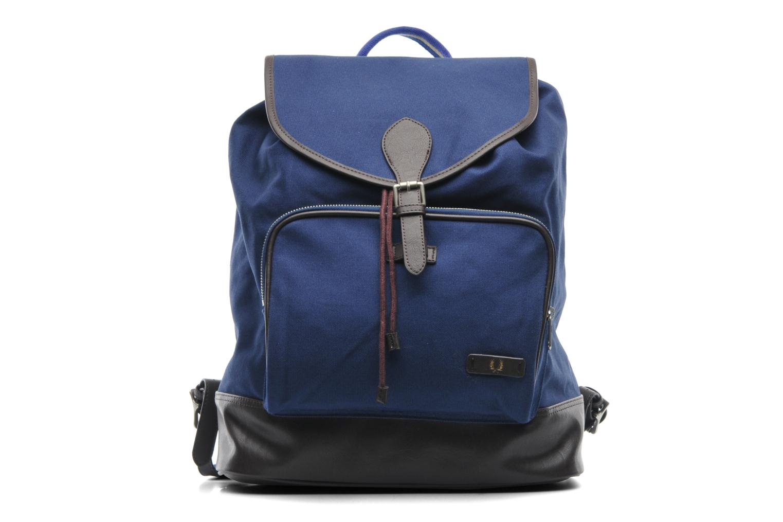 Classic canvas rucksack Rich blue-Twill