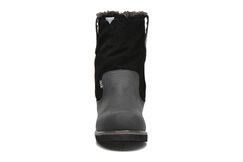 Bottines et boots DUDE Vigo Noir vue portées chaussures