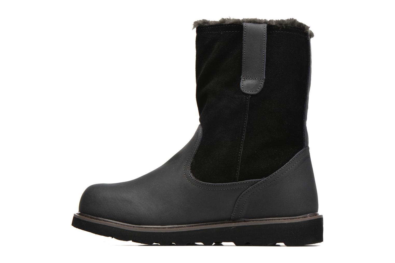 Bottines et boots DUDE Vigo Noir vue face