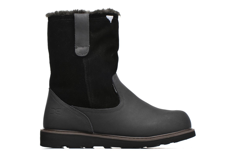 Bottines et boots DUDE Vigo Noir vue derrière