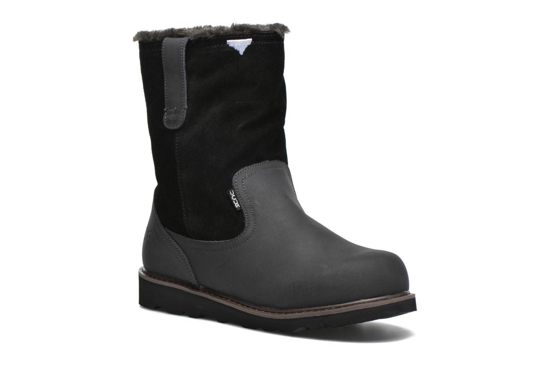 Boots en enkellaarsjes DUDE Vigo Zwart detail