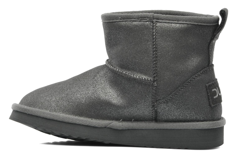 Bottines et boots DUDE Sella Gris vue face