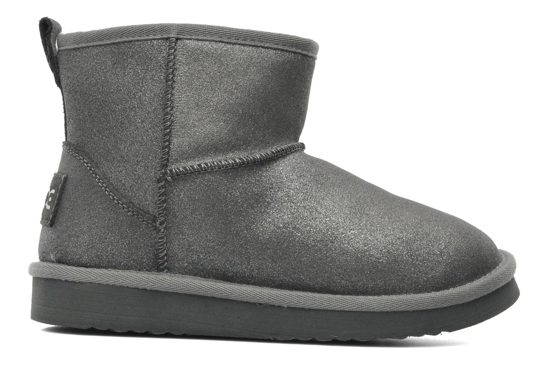 Bottines et boots DUDE Sella Gris vue derrière