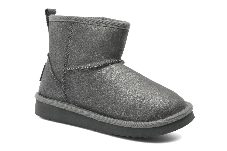 Bottines et boots DUDE Sella Gris vue détail/paire