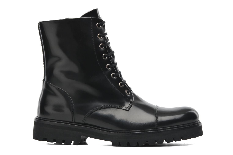 Boots en enkellaarsjes Royal Republiq Ave Hiker Legioner Boot Polido Zwart achterkant