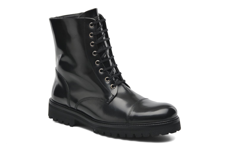 Boots en enkellaarsjes Royal Republiq Ave Hiker Legioner Boot Polido Zwart detail