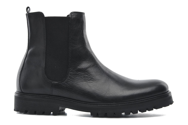 Stiefeletten & Boots Royal Republiq Ave Hiker Chelsea Boot Tweed schwarz ansicht von hinten