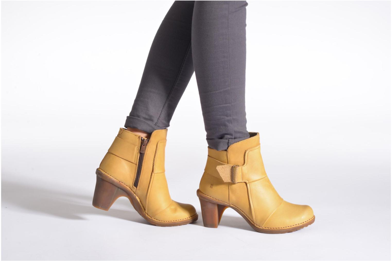Boots en enkellaarsjes El Naturalista Duna N566 Bruin onder