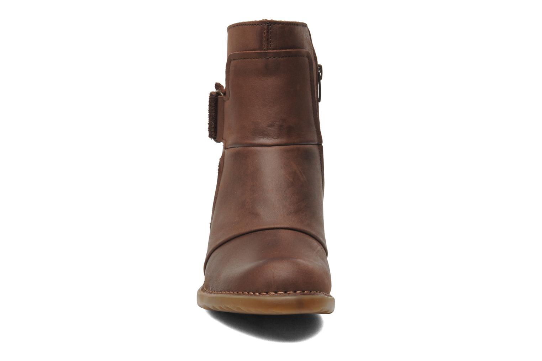 Boots en enkellaarsjes El Naturalista Duna N566 Bruin model