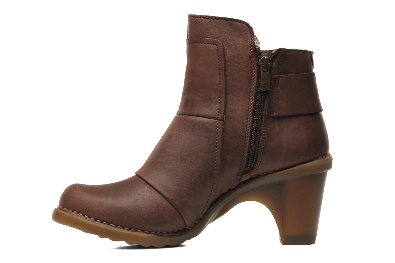 Boots en enkellaarsjes El Naturalista Duna N566 Bruin voorkant
