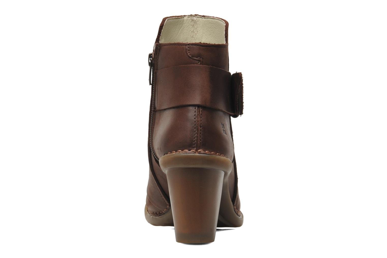 Boots en enkellaarsjes El Naturalista Duna N566 Bruin rechts