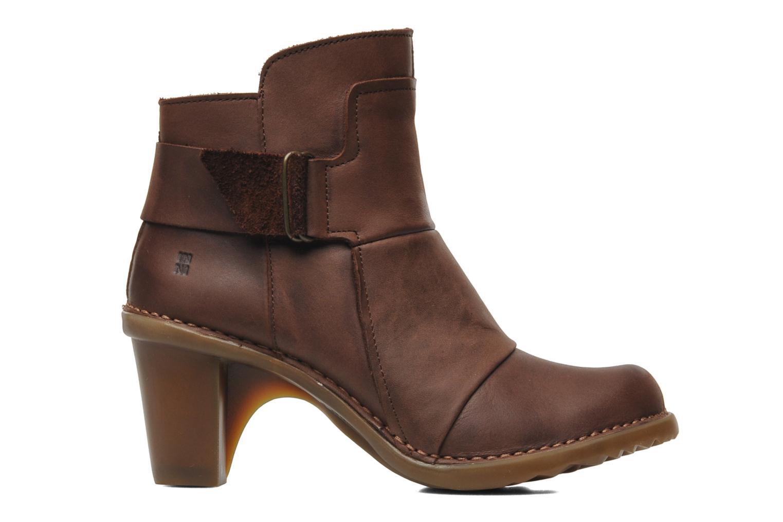 Boots en enkellaarsjes El Naturalista Duna N566 Bruin achterkant