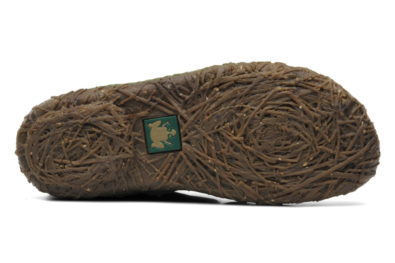 Bottines et boots El Naturalista Nido Ella N758 Bleu vue haut