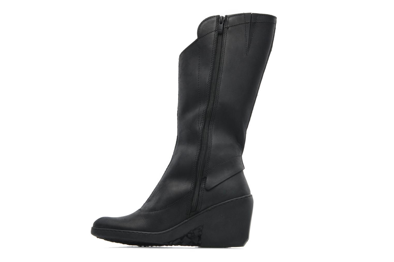 Boots en enkellaarsjes El Naturalista Pirita N816 Zwart voorkant