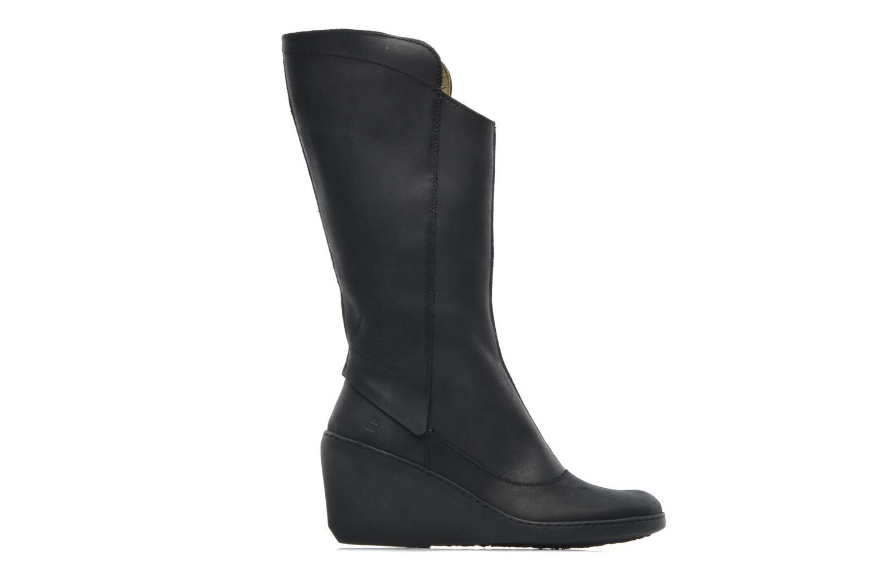 Boots en enkellaarsjes El Naturalista Pirita N816 Zwart achterkant