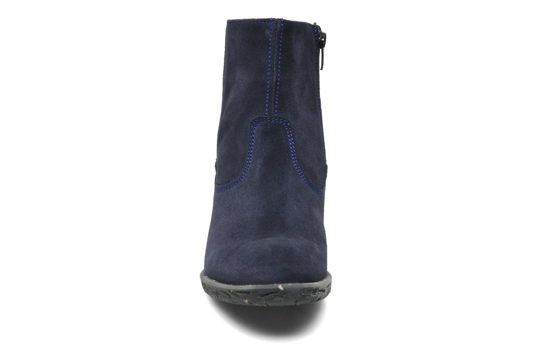 Bottines et boots El Naturalista Quera NC50 Bleu vue portées chaussures