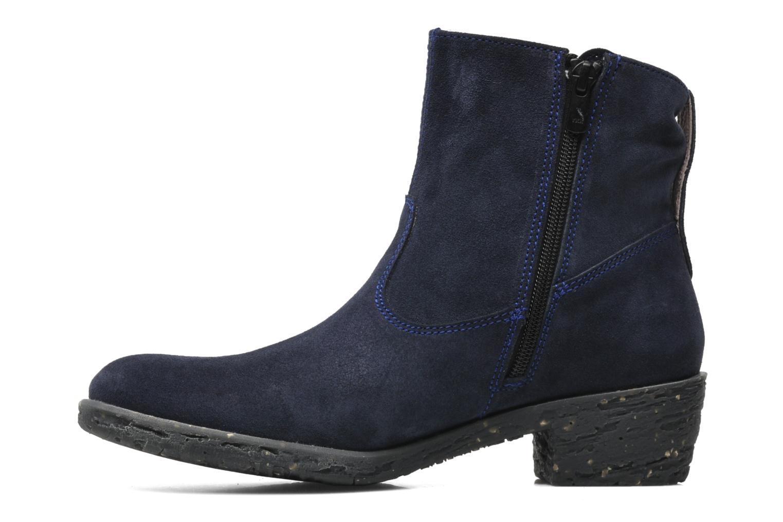 Bottines et boots El Naturalista Quera NC50 Bleu vue face