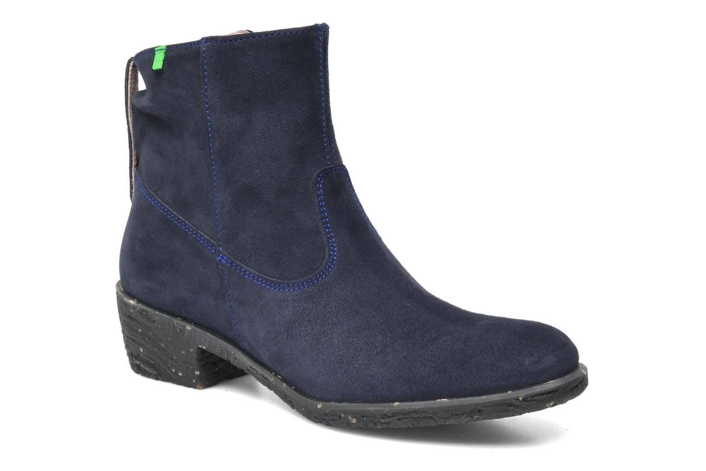 Bottines et boots El Naturalista Quera NC50 Bleu vue détail/paire