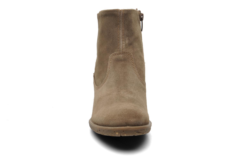 Bottines et boots El Naturalista Quera NC50 Beige vue portées chaussures