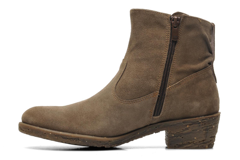 Bottines et boots El Naturalista Quera NC50 Beige vue face