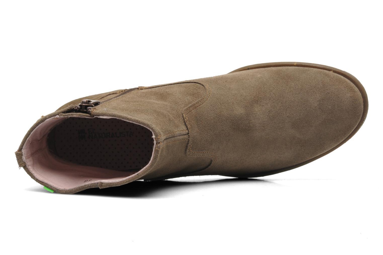 Bottines et boots El Naturalista Quera NC50 Beige vue gauche