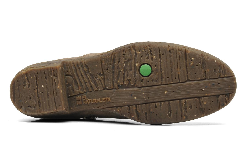 Bottines et boots El Naturalista Quera NC50 Beige vue haut