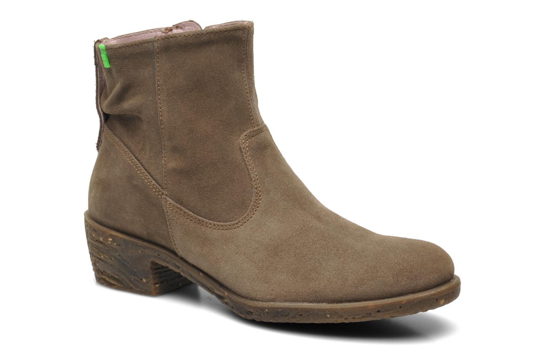 Bottines et boots El Naturalista Quera NC50 Beige vue détail/paire