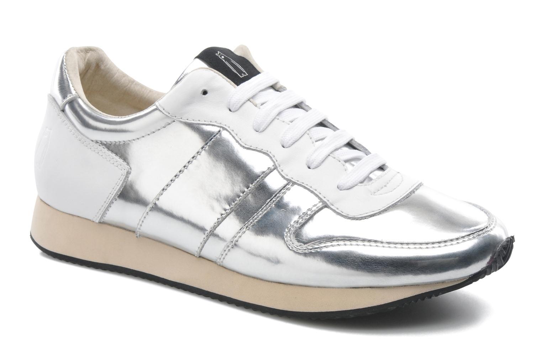 Sneaker Shoe the bear Trainer silber detaillierte ansicht/modell
