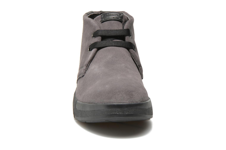 Chaussures à lacets Stonefly Dusty 1 Gris vue portées chaussures
