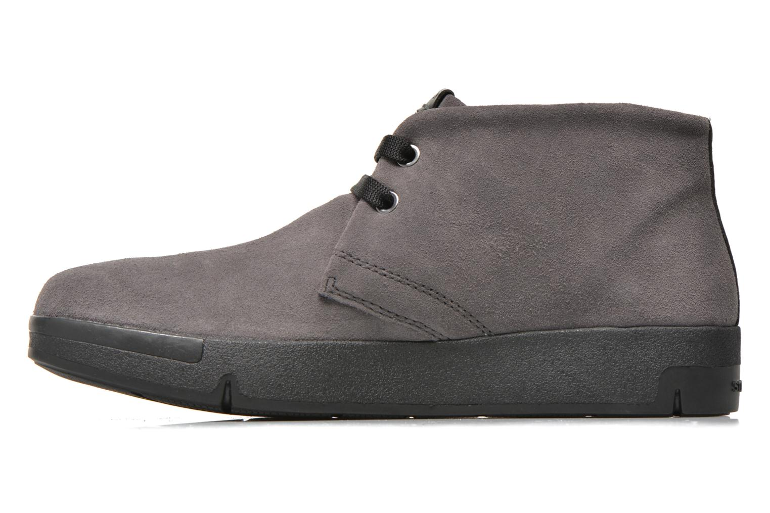 Chaussures à lacets Stonefly Dusty 1 Gris vue face