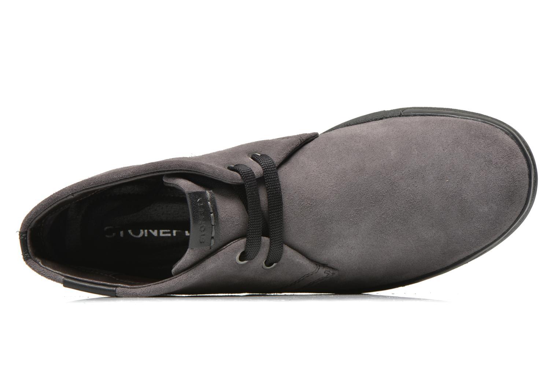 Chaussures à lacets Stonefly Dusty 1 Gris vue gauche