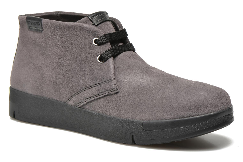 Chaussures à lacets Stonefly Dusty 1 Gris vue détail/paire