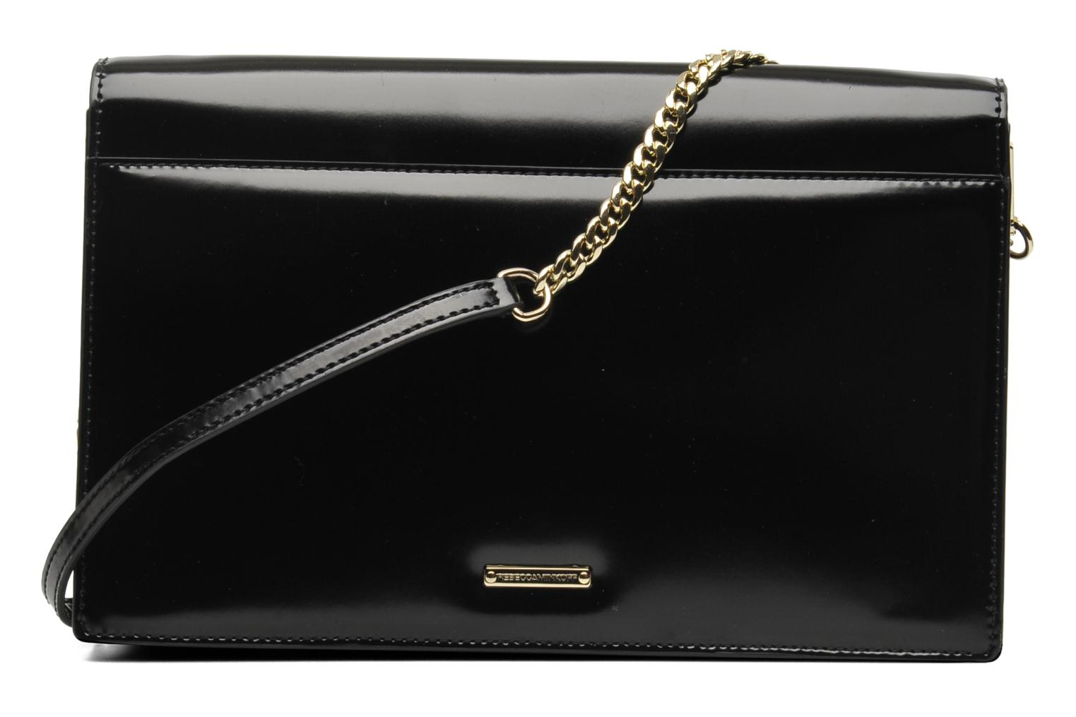 Clutch bags Rebecca Minkoff Paris Clutch Black front view