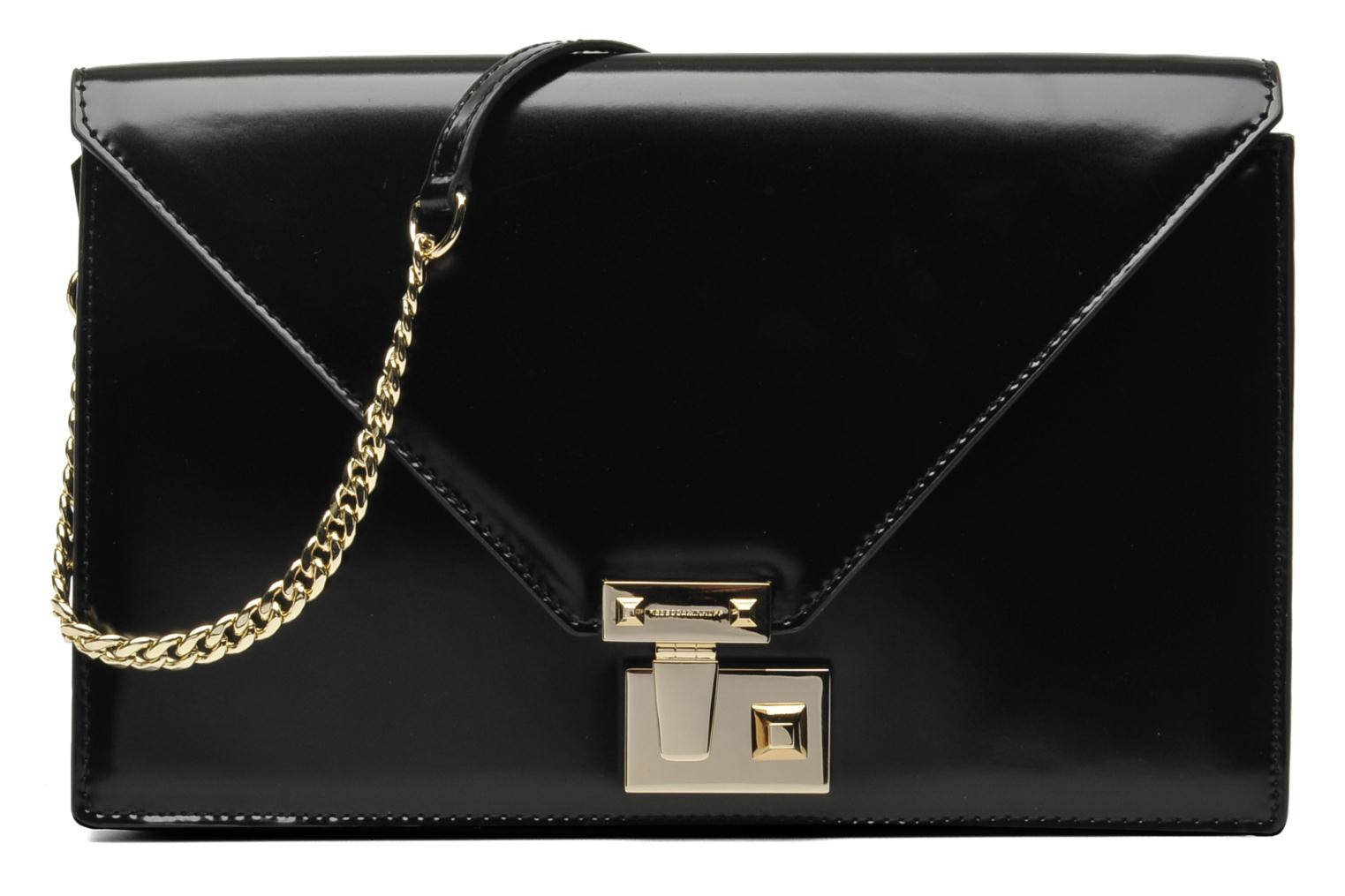 Paris Clutch Glace calf leather Black
