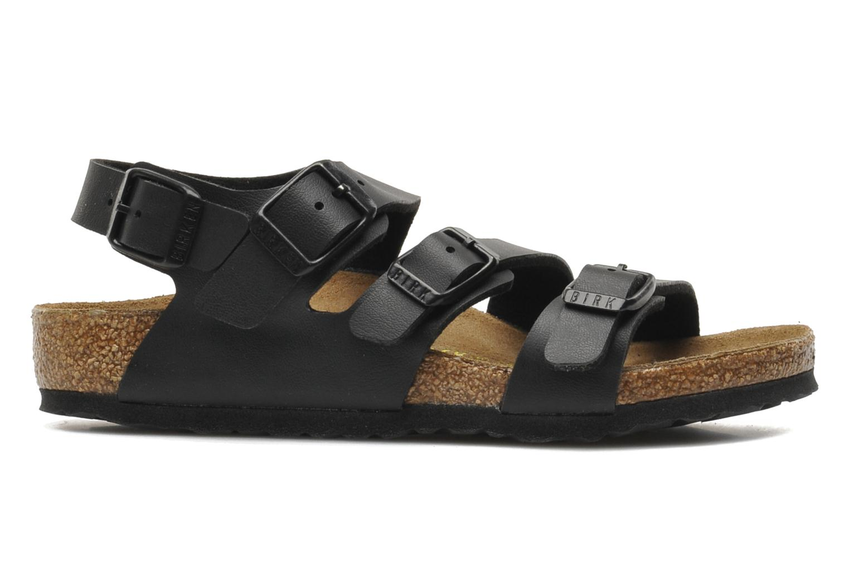 Sandales et nu-pieds Birkenstock Canberra Noir vue derrière