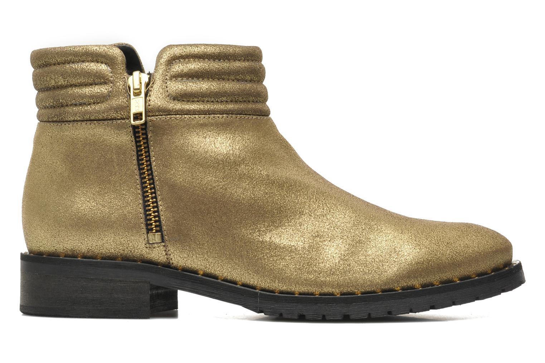 Bottines et boots Schmoove Woman Faith Perfecto Or et bronze vue derrière