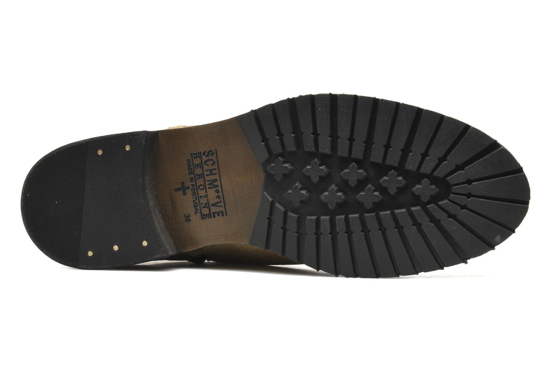 Bottines et boots Schmoove Woman Faith Perfecto Or et bronze vue haut