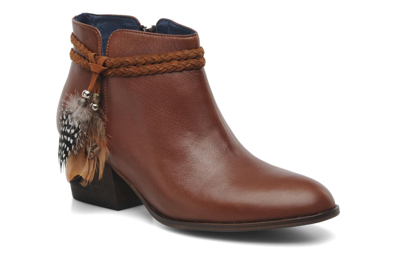 Secret Boots Sauvage Castagna