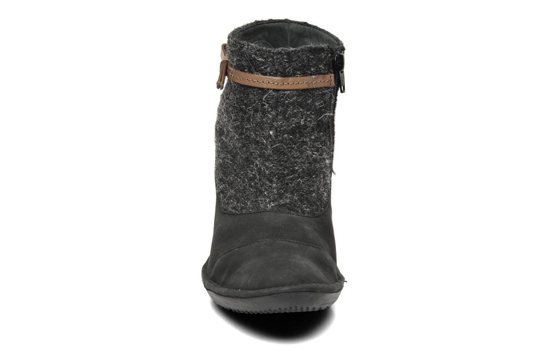 Bottines et boots TBS Fabull Noir vue portées chaussures