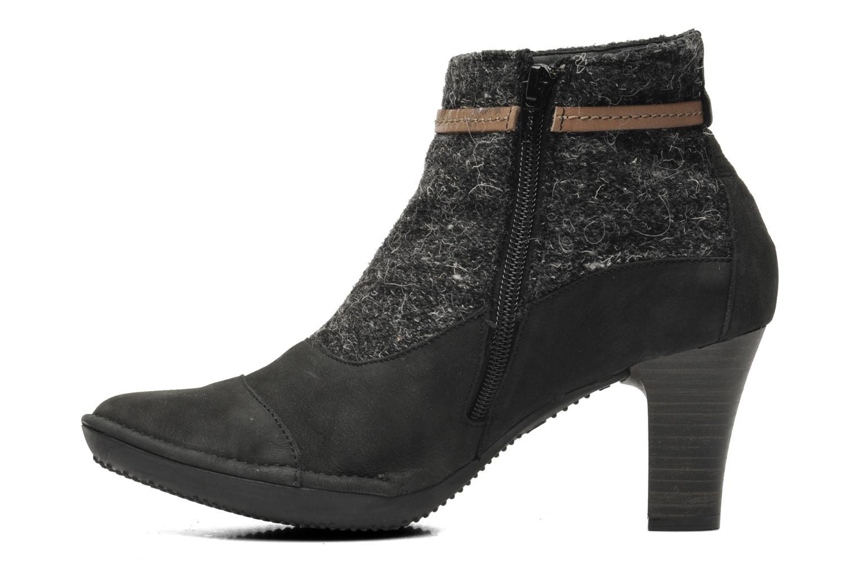 Bottines et boots TBS Fabull Noir vue face