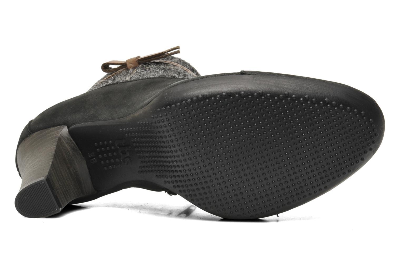 Bottines et boots TBS Fabull Noir vue haut