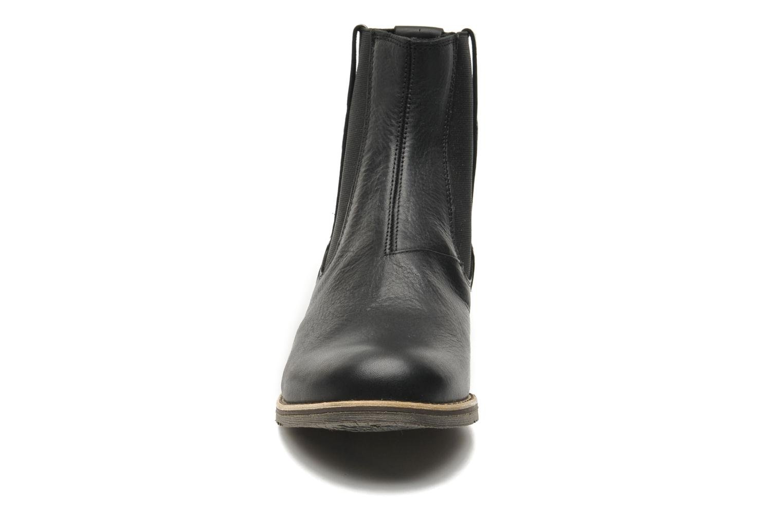 Bottines et boots TBS Milane Noir vue portées chaussures