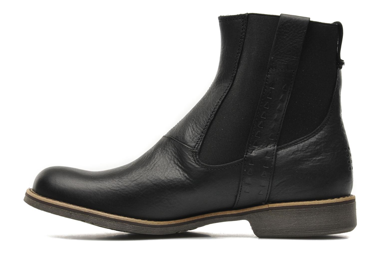 Bottines et boots TBS Milane Noir vue face
