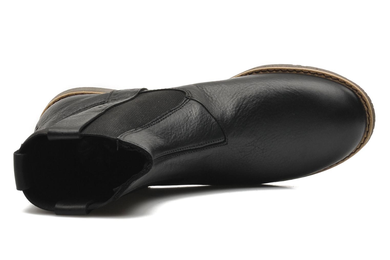 Bottines et boots TBS Milane Noir vue gauche