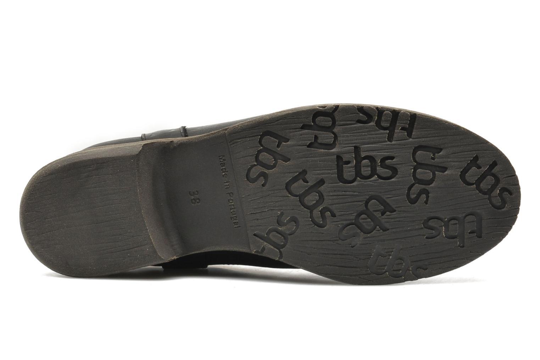 Bottines et boots TBS Milane Noir vue haut