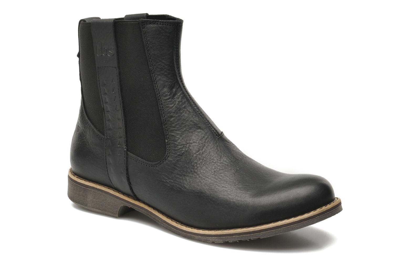Bottines et boots TBS Milane Noir vue détail/paire