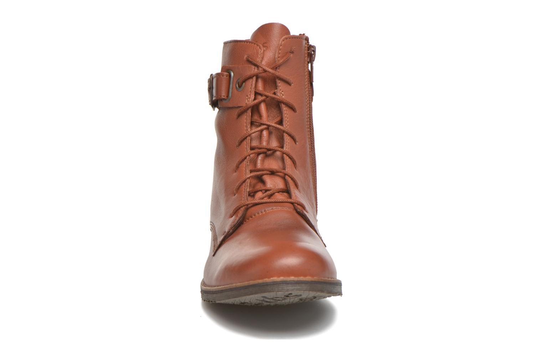 Boots en enkellaarsjes TBS Mazzly Bruin model