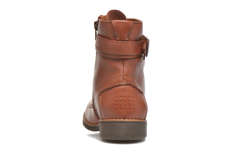 Boots en enkellaarsjes TBS Mazzly Bruin rechts