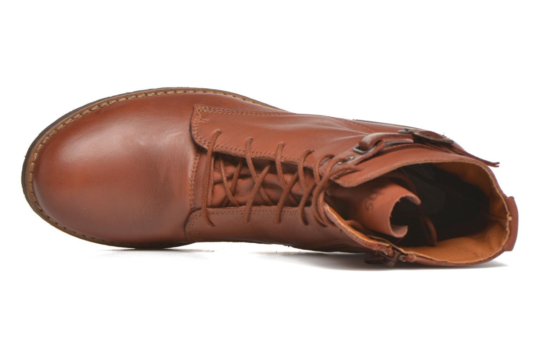 Boots en enkellaarsjes TBS Mazzly Bruin links