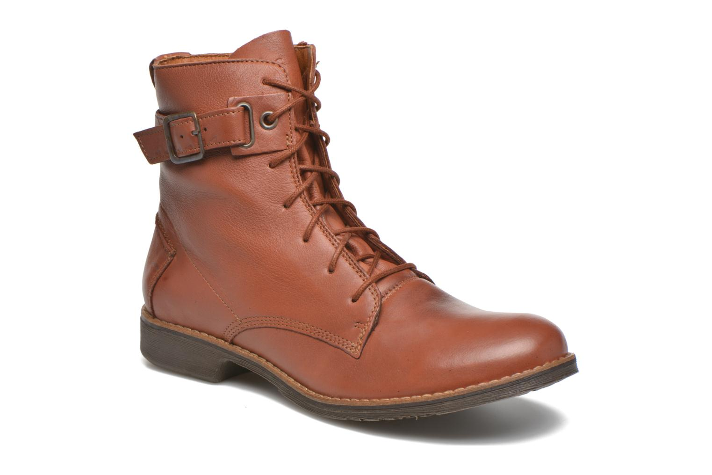 Boots en enkellaarsjes TBS Mazzly Bruin detail